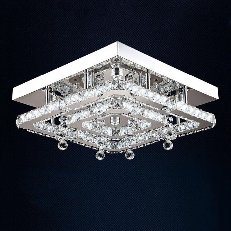 Modern Ceiling Lights Led crystal ceiling light Lamparas De Techo lustre Luminaria ceiling Avize Luminaire Living