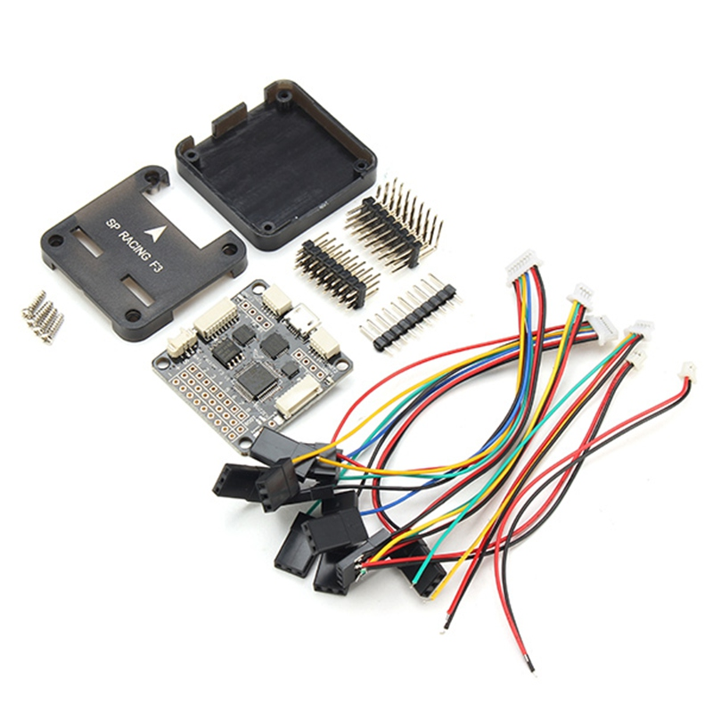 Eachine Upgrade NAZE32 SP Racing F3 Flight Control Acro 6 DOF/Deluxe 10 DOF for Multicopter eachine beecore upgrade v2 0 brushed f3