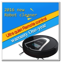 Eworld Intelligent Robot Vacuum Cleaner M884 With Vacuum Cleaner Parts Mini Automatic Robot Vacuum Cleaner For