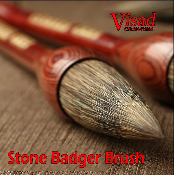 high qualtity Stone Badger Brush Chinese brushes Calligraphy brushes pen artist brushes painting supplieshigh qualtity Stone Badger Brush Chinese brushes Calligraphy brushes pen artist brushes painting supplies