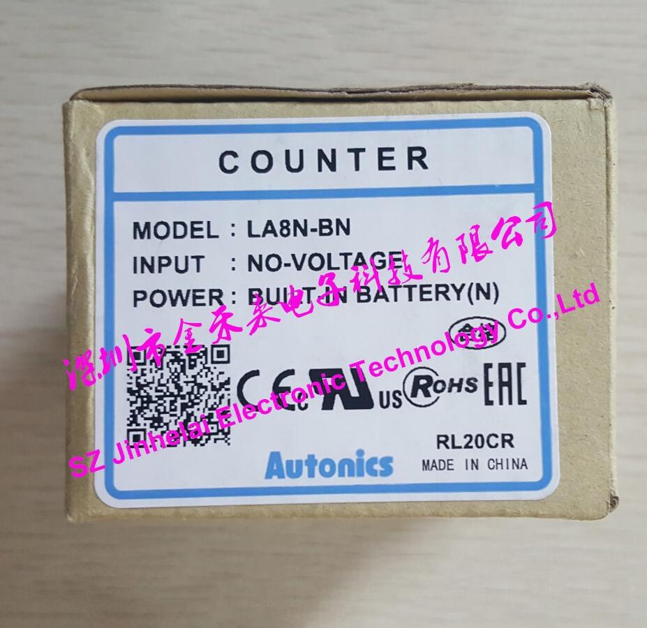 все цены на New and original LA8N-BN AUTONICS Count relay онлайн