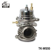 Turbo Charger V Band 50mm External Wastegate Bypass Exhaust Manifold TK WS50