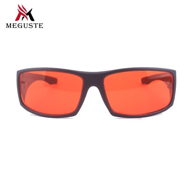 Meguste Color blind Glasses.,Color Blind Corrective Glasses Women Men Examination Sunglasses Colorblind Driver's Eyeglasses.