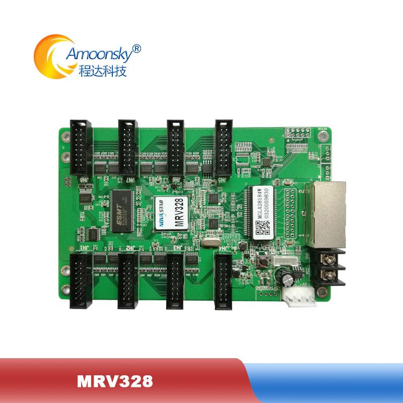 Nova MRV328 Led Receiving Card Led Screen Video Controller Receiver MRV328 Nova Control System For Led Display