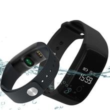 DTNO. Я A09 Смарт-Группы Сердечного Ритма Артериального Кислорода IP67 Водонепроницаемый Smartband Bluetooth Snyc для Android IOS Носимых Устройств браслет