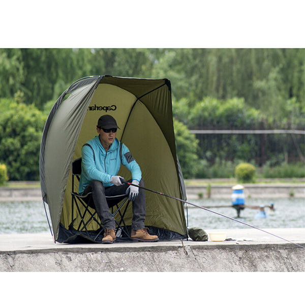 Promotion Winter Ice Fishing Tent Single Person Waterproof Cold-Proof Quick-Opening Green Gray  sc 1 st  AliExpress.com & Promotion Winter Ice Fishing Tent Single Person Waterproof Cold ...