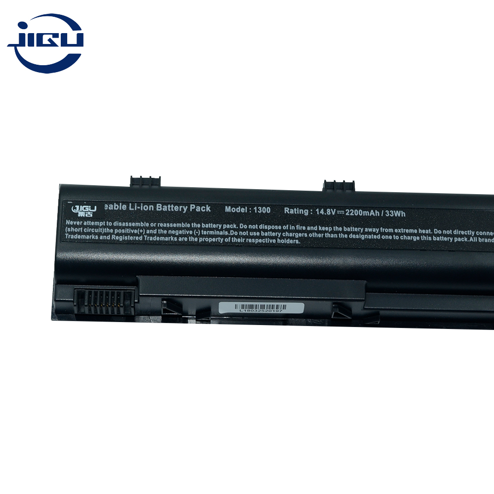 Image 3 - JIGU HD438 KD186 YD120 0XD184 TD429 TT720 UD532 WD414 XD187 Laptop battery forDell for Inspiron 1300 B120 B130 for Latitude 120L-in Laptop Batteries from Computer & Office