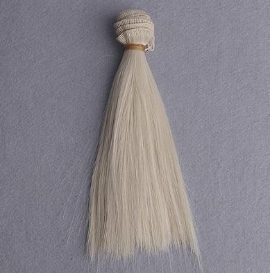 En gros Noir Marron Couleurs 15/25 * 100 cm BJD Dollfie Poupée DIY - Poupées et accessoires - Photo 6