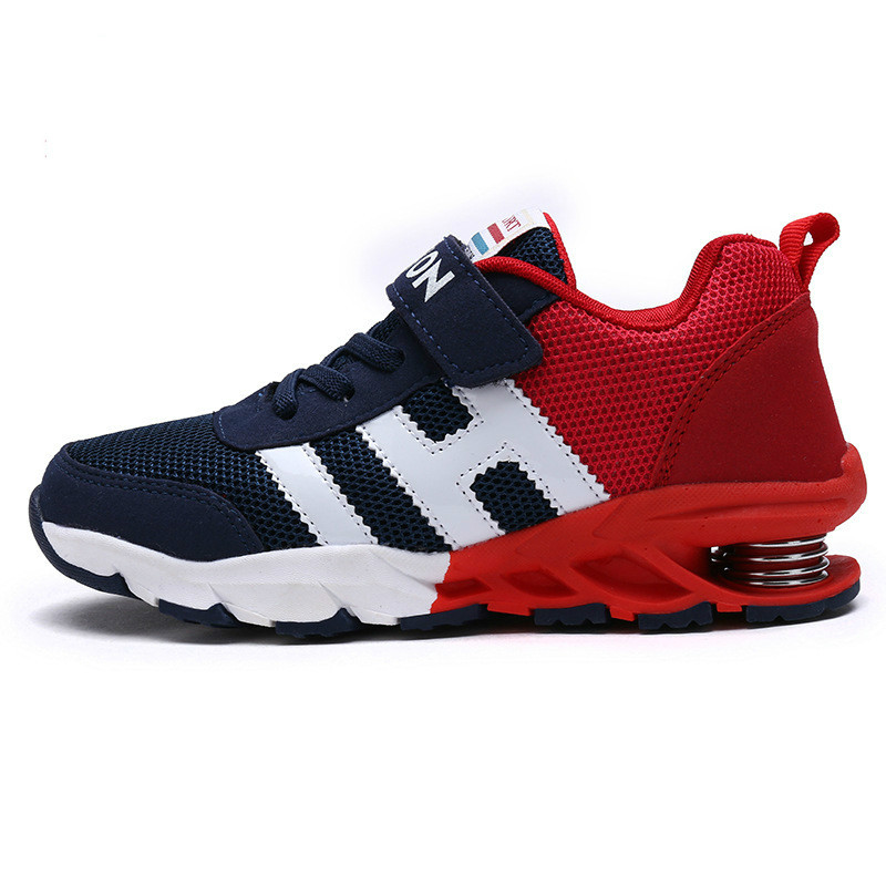 2018 Spring/Autumn Children Shoes Boys Sneakers Fashion Girls Sports Shoes Brand Casual Shoes Breathable Kids Running Shoes new children s shoes in the spring of autumn boy girls running shoes casual shoes eur 31 37 yxx