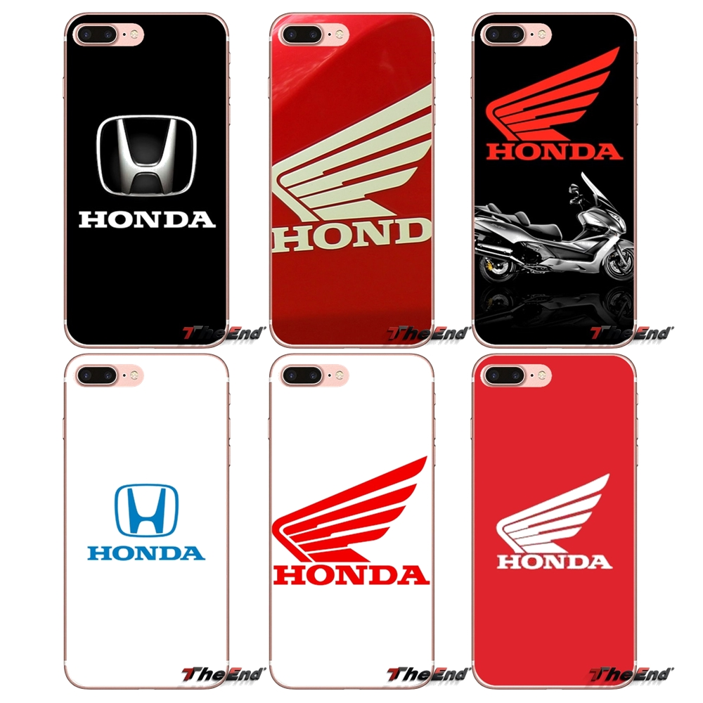 car honda h wing logo tpu transparent case for samsung. Black Bedroom Furniture Sets. Home Design Ideas