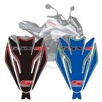 Motorcycle Stickers Fuel Tank Sticker Fishbone Protective Decals For Suzuki GSX S1000 S1000F 2015 2016 2017
