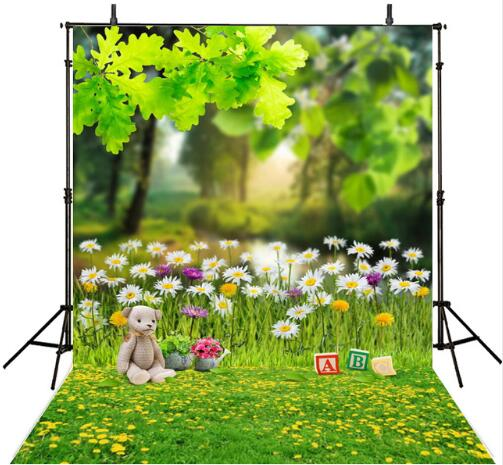 Fotografía personalizada Salida de primavera Equipo Impresión - Cámara y foto