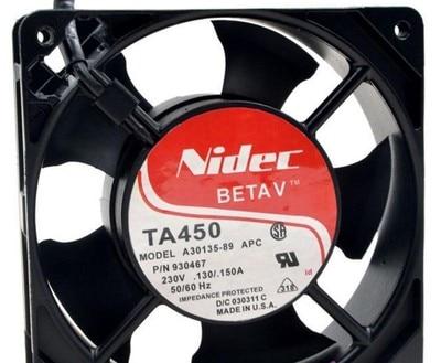 NEW NIDEC TA450 A30135-89 A28678-10 230V 12cm 12038 cooling fan delta 12038 12v cooling fan afb1212ehe afb1212he afb1212hhe afb1212le afb1212she afb1212vhe afb1212me