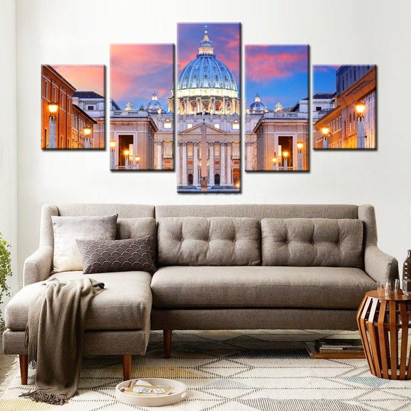 ⑧Imágenes de pared de arte HD imprime Marcos decoración moderna ...
