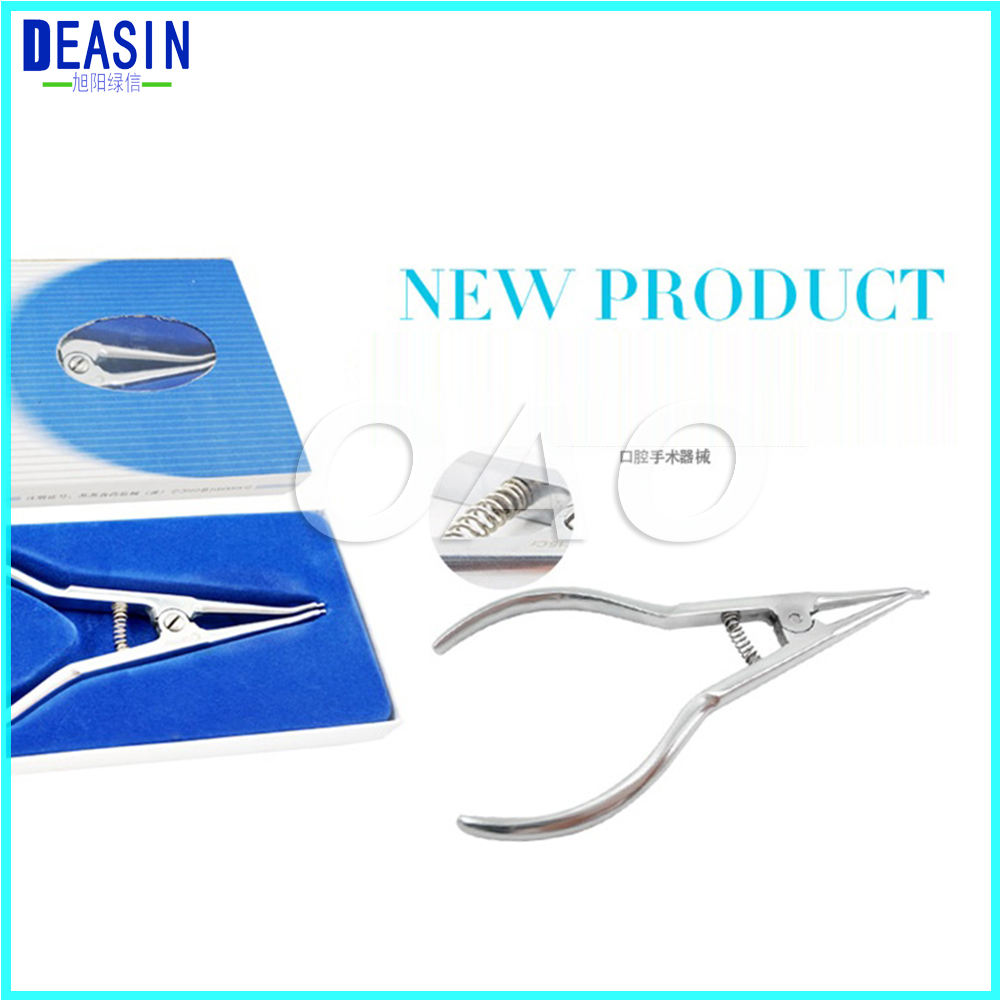 1pcs Tooth Ring Dental Placing Forceps Ring Arranged for Rubber Ring Placed Orthodontic Pliers Tools Clamp Forceps Orthodontic tooth ring dental placing forceps ring arranged for rubber ring placed orthodontic pliers tools clamp forceps orthodontic