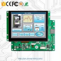 800*600 Resolution 8 Inch TFT Intelligent Liquid Crystal Display Screen