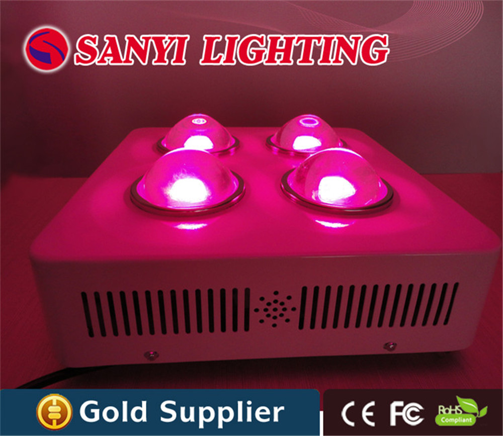 200W Led Grow Light COB red 630nm blue 460nm for Indoor Plant Vegetative Flowering
