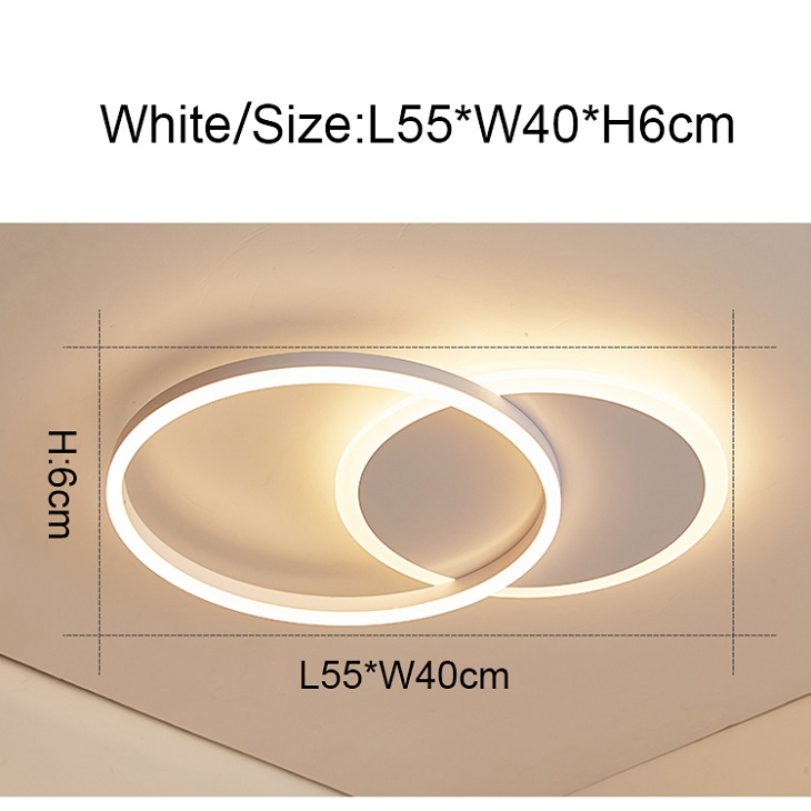 2 Rings White