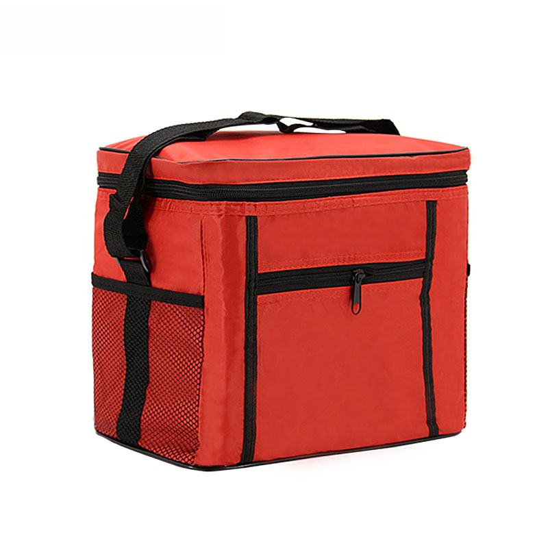 Large Foldable Cooler Bag Leisure Picnic Packet Bento Box  Insulation Waterproof Ice Bags Food Thermal Pouch Tote