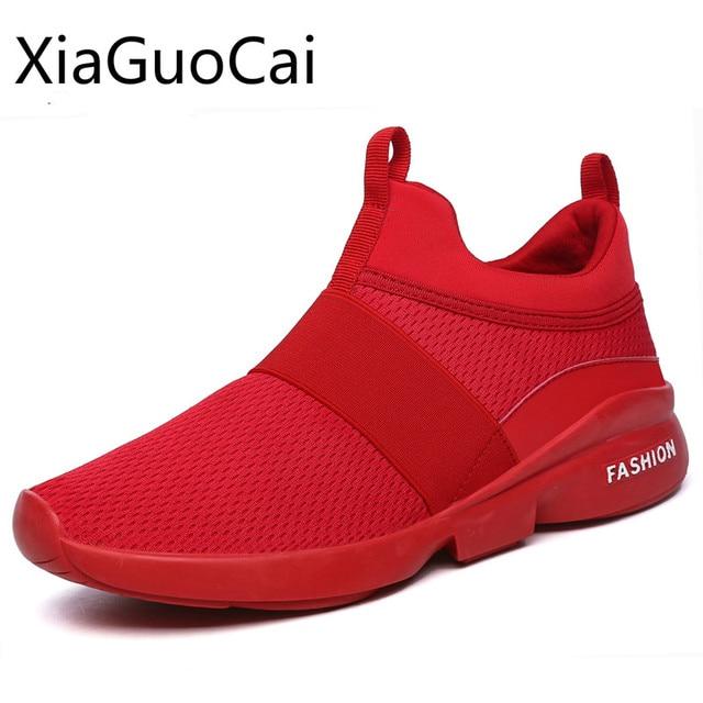 Air Mesh Mode Mode Mode Hommes Casual Chaussures Marque Américain Fait Male 091c4a