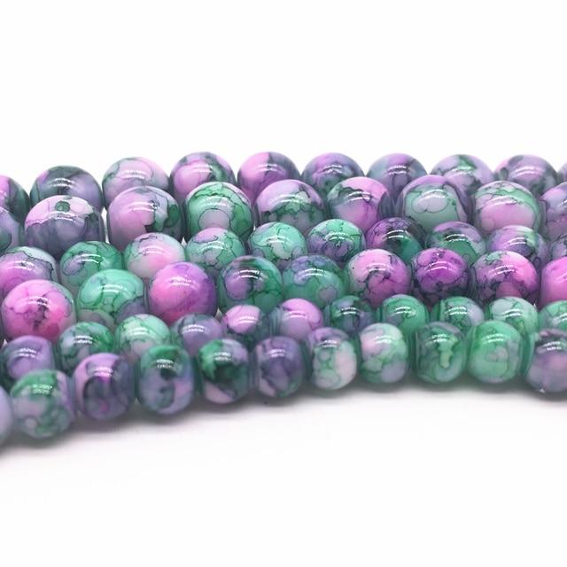 6/8/10mm Glass Beads 5