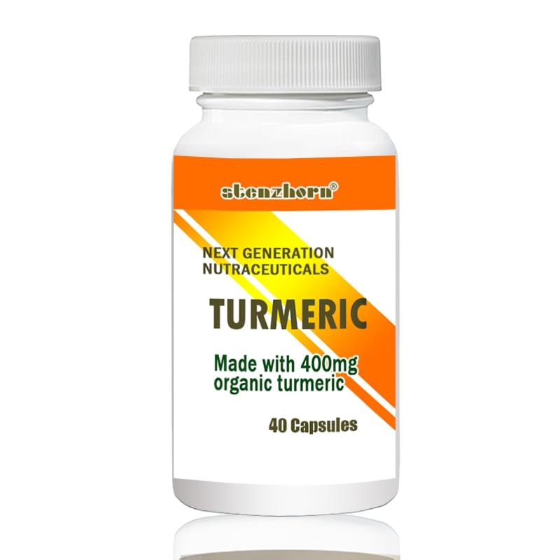 TURMERIC  500mg 40pcs  Boosts Skin Health