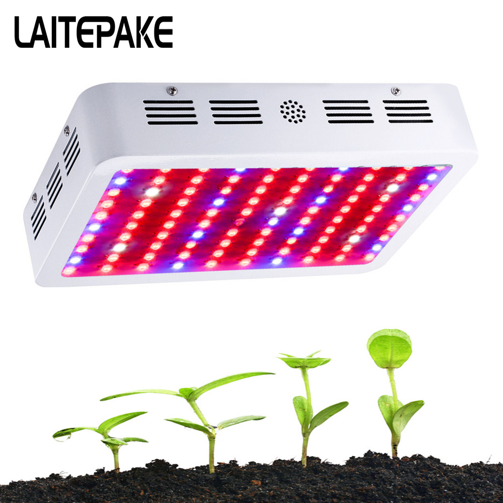 Laitepake ii 1000ワットダブルチップled成長ライトキットフルスペクトル410 730nm用屋内植物や花フレーズ非常に高収量  グループ上の ライト & 照明 からの LED グローライト の中 1