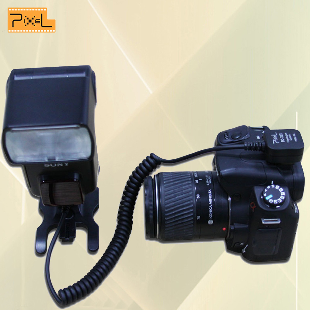 синхронизация генератора и фотоаппарата всех его изображений