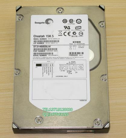 3 years warranty  100%New and original    ST3146855LW 146G  15K 68pin scsi