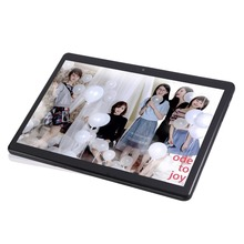2017 Nuevas PC 10 10.1 pulgadas Androide 7.0 10 Tableta De La Base 4G LTE Llamada de Teléfono Dual SIM 64 GB ROM 4 GB RAM WIFI bluetooth GPS Tablet PC 10