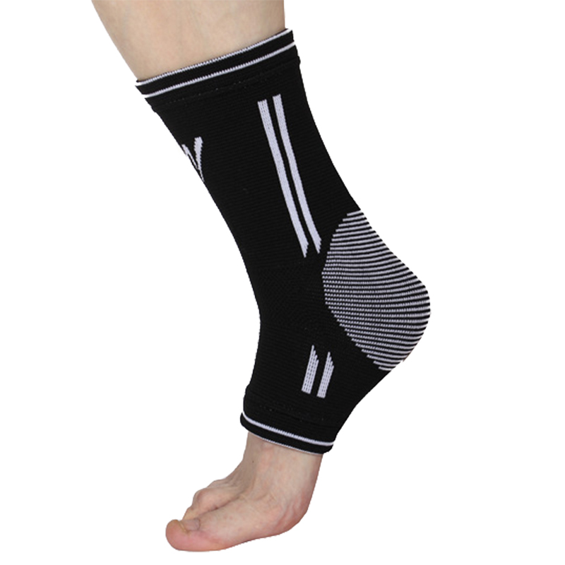 Sports Safety Ankle Support Professional Sports Safety Strong Ankle Bandage Elastic Brace Guard Support Sport Gym Foot Wrap Protection