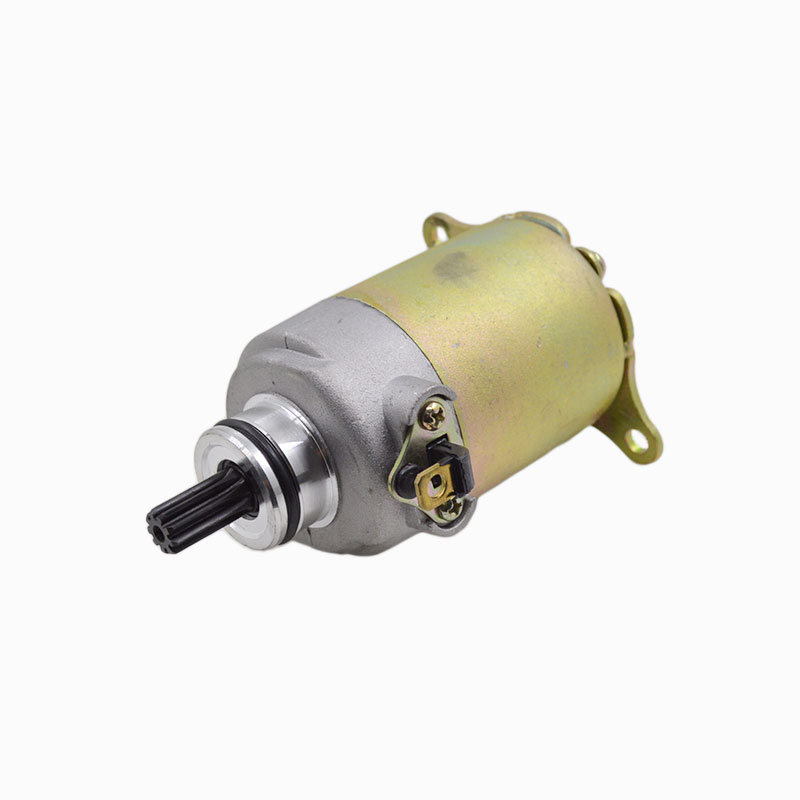 Motorcycle Engine Electric Starter Motor for GY6 125 GY6 150 152QMI 157QMJ Scooter Moped ATV Go Karts Dirt Bike Cable for Gift