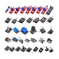 37 In 1 Sensor Kit For Arduion Smart Electronics High Quality Free Shipping Works With Official