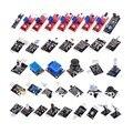 37 em 1 Kit De Sensor para Arduion Inteligente Eletrônica de Alta Qualidade Frete Grátis (Funciona com Oficiais Arduino Placas)