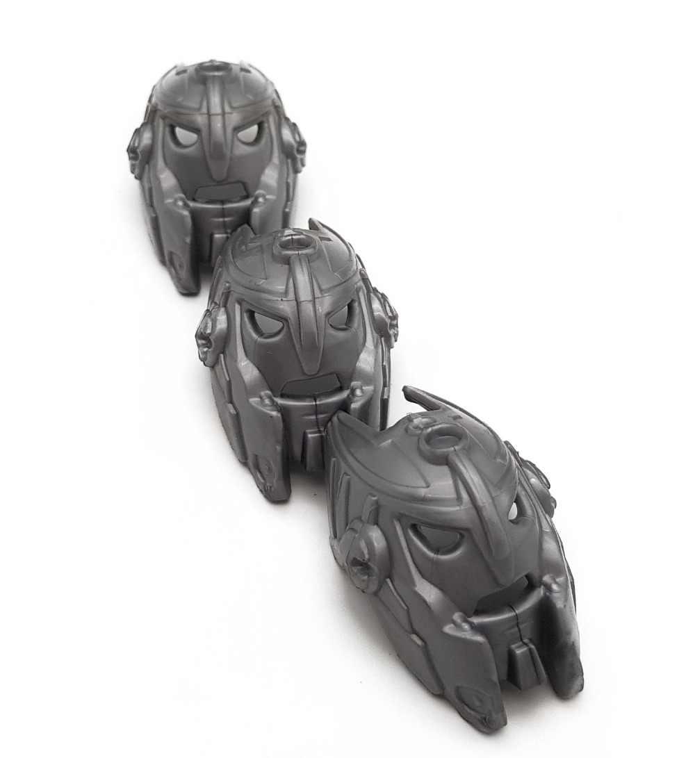 100 шт/партия Kennie DIY MOC строительные блоки, совместимые с ограничениями Звездных Войн часть № 11279 Шлем № 6 2013