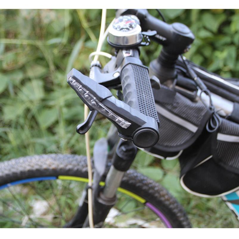 MUQGEW Outdoors Bike Bicycle Useful Handlebar Turn Signal Indicator Lights Safety Warning Light LED Useful Signal Equipment