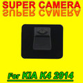 Car rear view reverse parking camera for Kia K4 2014 back up waterproof HD original hole car camera