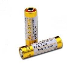 5 шт./лот 12 В 27A MN27 27A L828 A27 супер щелочная батарея для дверной звонок пульт дистанционного управления фонарик и т. д