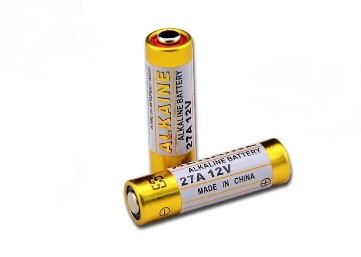 <font><b>12V</b></font> <font><b>27A</b></font> MN27 <font><b>27A</b></font> L828 A27 Super Alkaline <font><b>battery</b></font> For Doorbell Remote Control Flashlight Etc 10pcs/lot