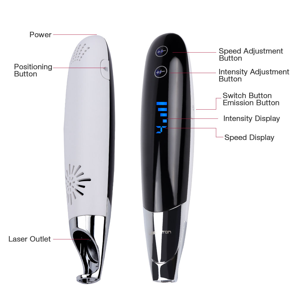 picosecond laser pen tattoo removal LMH181214-01 (7)