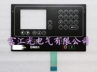 Membrane Keypad for DELEM DM 51 Membrane Keyboard Switch for DM 51