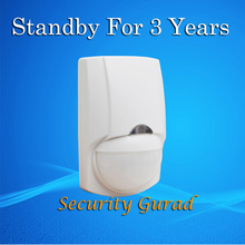 Free Shipping Hot Selling 433 MHz Wireless Infrared Detector Motion Sensor High Quality 3 years Standby time