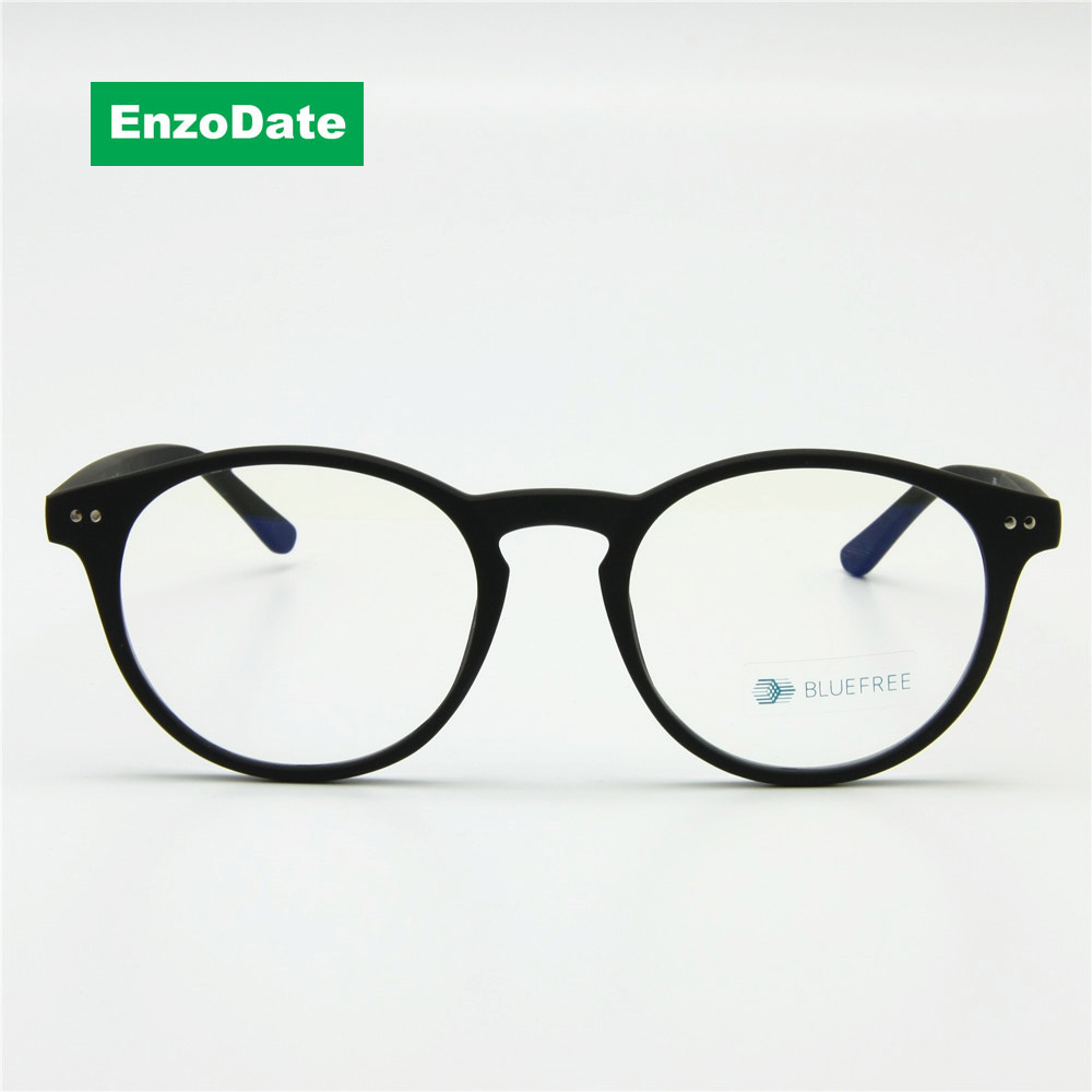 Anti Blue Ray Kids Computer Glasses Size 49, Free Blue Lights Filter Gaming Glasses, Radiation Blocking Children Students