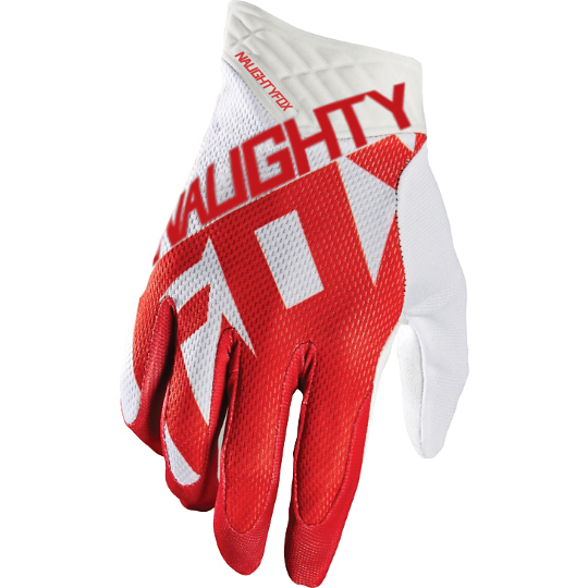 Naughty Fox Full Finger Motorcycle Gloves Cycling Bicycle MTB Bike Riding Gloves