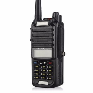 Image 2 - 2 יחידות Baofeng GT 3WP IP67 עמיד למים חזיר להקה כפולה VHF UHF שני רדיו דרך מכשיר קשר עם כבל USB תכנות רכב מטען