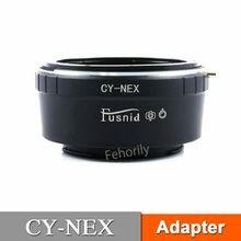 CY-NEX Adapter for  CY Lens to NEX Mount A7R2 A7M2 A7S Camera Adapter