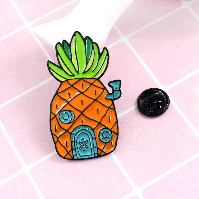 胸针菠萝5