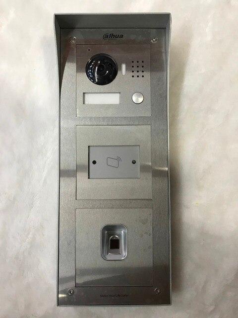 ahua Multi-language VTO2000A-C Villa IP Module Doorbell,Video intercom,Door Phone,waterproofm,cloud Metal Villa Outdoor Station Door Phone