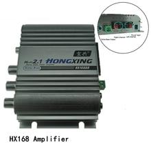 Multifunction 12V Mini 2.1Channel 40WX2+60WX1 Audio Auto Car Stereo Amplifier Car Audio subwoofer Low Distortion Hi-Fi