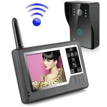 Бесплатная доставка! Ennio 3.5 » TFT дисплей беспроводной видеодомофон дверной звонок домофон